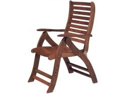 Katlanabilir Ahşap Sandalye - Comford - Thumbnail