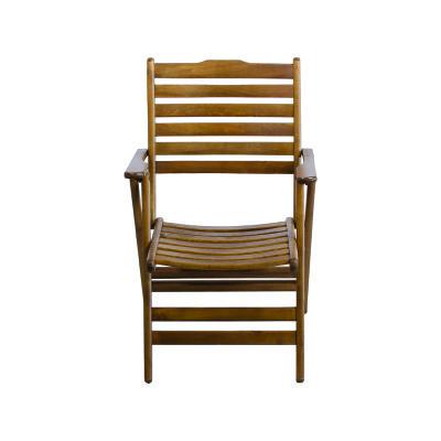 Katlanabilir Ahşap Sandalye - Madrid