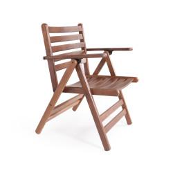 London Sandalye - Katlanabilir Ahşap Sandalye - London